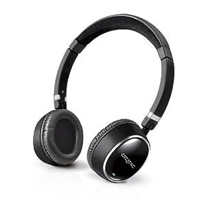 Creative WP-300 Bluetooth-Kopfhörer schwarz