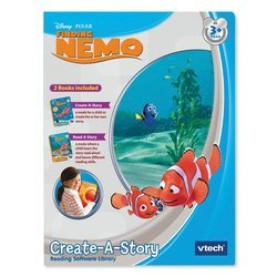 Imagen de VTech - Create-A-Story - Buscando a Nemo