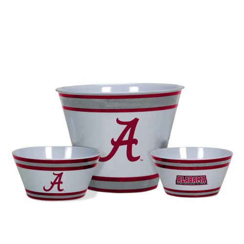 Alabama Crimson Tide Melamine Serving Set