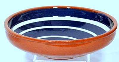 Genuine Terracotta 20cm Serving Bowl - Bluecream Set Of 2 from Be-Active