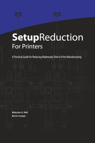 Setup Reduction for Printers: A Practical Guide to Reducing Makeready Time in Print Manufacturing