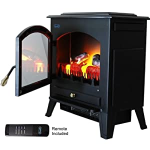 Newair Ah 500e Electric Fireplace Heater Free Ground Shipping Space Heaters