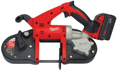 Milwaukee Electric Tools - M18 Cordless Bandsaw Kit - 495-2629-22