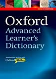 Oxford Advanced Learners (Oald) Paperback CD-rom Pack