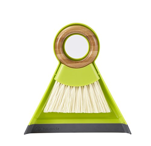 Full Circle Tiny Team mini brush and dustpan set (Broom Set With Dust Pan compare prices)