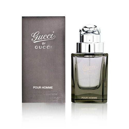 Gucci by Gucci Eau De Toilette Spray 1 7 OZ