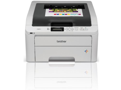 Brother HL3075CW Colour Laser Wireless Network-Ready Printer