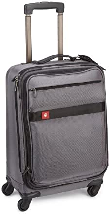 Victorinox Avolve 22 Expandable Wheeled Carry On, Graphite, 22