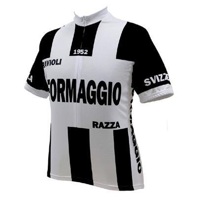 Image of World Jersey's Formaggio 1952 Short Sleeve Cycling Jersey (B005LR5FUW)