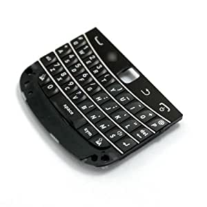 Black English Keyboard Cover+PCB Printed Circuit Board Membrane For BlackBerry Bold Touch 9900