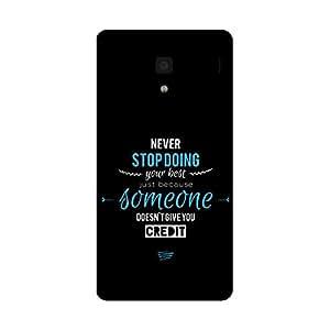 Garmor Designer Silicone Back Cover For Xiaomi Redmi 1S
