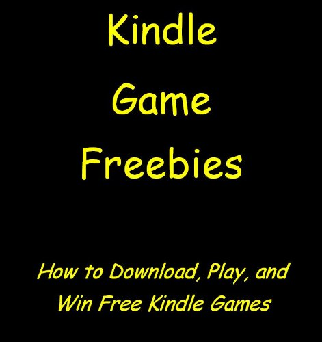 download games for free kindle