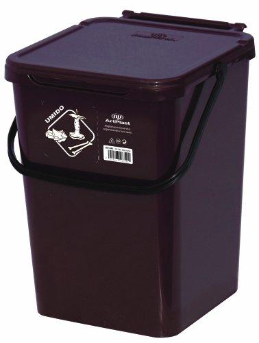 art-plast-bs10-m-cassonetto-per-la-raccolta-differenziata-in-plastica-marrone