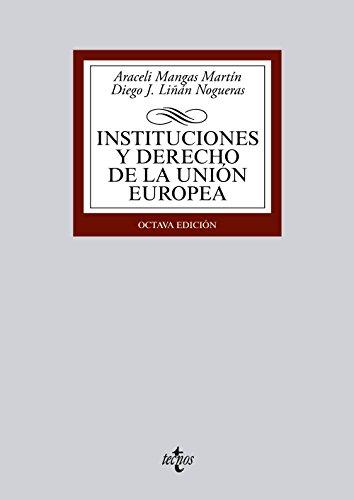 INSTITUCIONES Y DERECHO DE LA UNION EUROPEA  descarga pdf epub mobi fb2