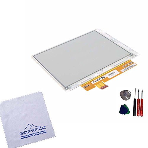 Group Vertical � 6 LCD Screen for Amazon Kindle 1 Ebook Reader E-ink + TOOLS