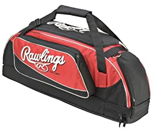 Rawlings Nemesis Equipment Bag (Black)