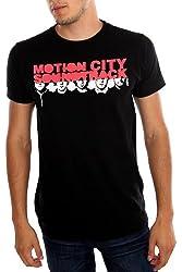 Motion City Soundtrack Faces T-Shirt