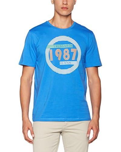 Trussardi Jeans T-Shirt himmelblau