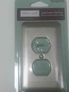 Allen roth single duplex