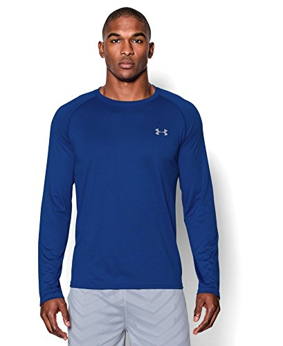 under-armour-mens-tech-long-sleeve-t-shirt-royal-400-medium