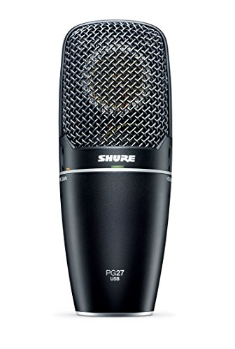 Shure PG27-USB Review - Multi Purpose Microphone thumbnail