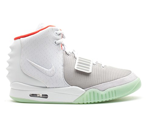 Nike Air Yeezy 2 NRG 508214 010 Wolf Grey/ Pure Platinum (7) (Nike Air Yeezy 2 Nrg compare prices)