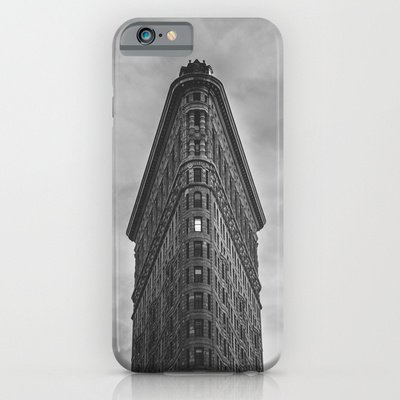 Society6 - Flat Iron Building - New York Iphone 6 Case By Simon Laroche