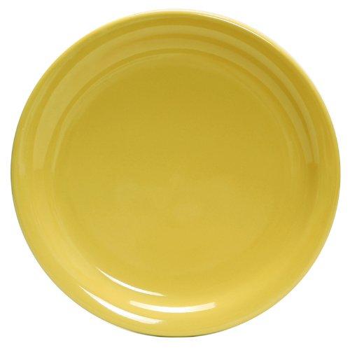 Color Code Honey Butter Dinner Plate
