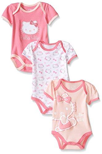 Hello-Kitty-Baby-Girls-Multi-Pack-Bodysuits