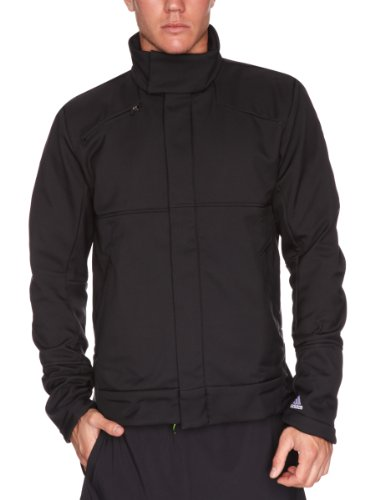 Adidas PS Softshell Jk Men's Jacket Black Small