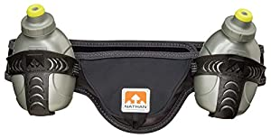 Nathan Speed 2 Waist Pack (Black, Small)