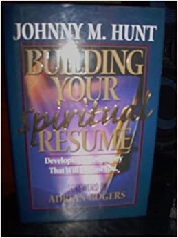building your spiritual resume developing a testimony