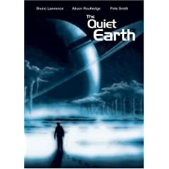 The Quiet Earth (1985) Starring: Bruno Lawrence, Alison Routledge Director: Geoff Murphy