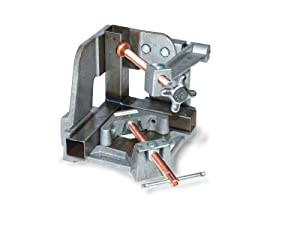 Strong hand Tools WAC35-SW 3-Axis Fixture Vise with Quick Acting Screw, Two Stand-Offs and Swing Away Arm with 3.75-Inch Miter Joint/2.45-Inch T-Clearance