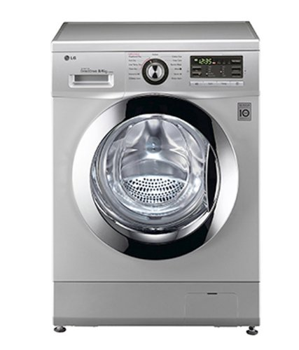 LG-F1496ADP24-8/4-Kg-Fully-Automatic-Front-Loading-Washing-Machine