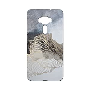 BLUEDIO Designer Printed Back case cover for Asus Zenfone 3 (ZE552KL) 5.5 Inch - G5471