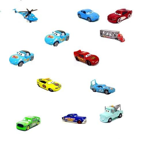 Buy Low Price Mattel Disney Pixar Cars Figures 1:55 Scale Diecast Metal (B002XSIH3E)