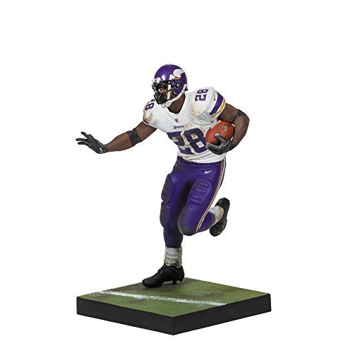 McFarlane Toys NFL Series 34 Adrian Peterson Action Figure by Unknown
