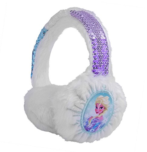 Disney Frozen Elsa Earmuffs - Girls [4012]