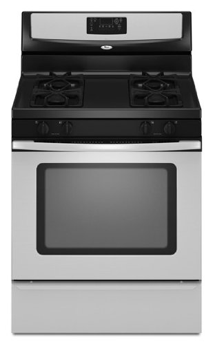 Whirlpool : WFG361LVQ Gas Range