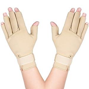 Thermoskin Arthritis Gloves, Beige, Small