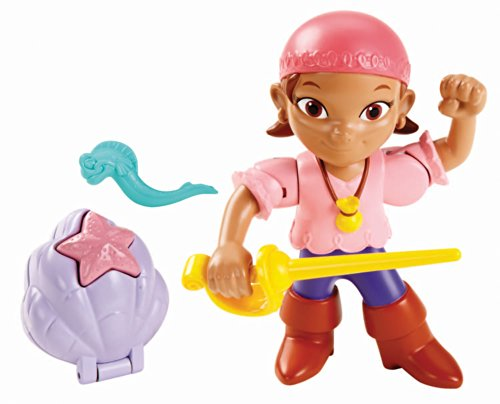 Fisher-Price Jake and The Never Land Pirates Action Figure Pack - Izzy - 1