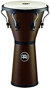 Meinl Percussion HDJ500VWB-M Headliner Series Wood Djembe 12-1/2 Inch
