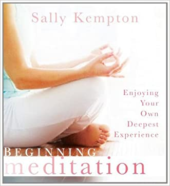 Beginning Meditation: Enjoying Your Own Deepest Experience