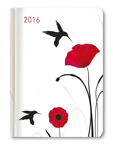 Alpha Edition 160831 Ladytimer Hummingbirds Agenda Settimanale 2016 107 X 152 cm 192 Pagine PDF