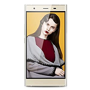 DOOGEE Y300 Unlock 4G LTE Android 6.0 Smartphone Quad Core 2GB/32GB Ultra Thin Metal Frame Mobile Phones 5.0