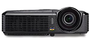ViewSonic PJD5223 XGA DLP Projector - 2700 Lumens, 3000:1 DCR, 120Hz/3D Ready, Speaker