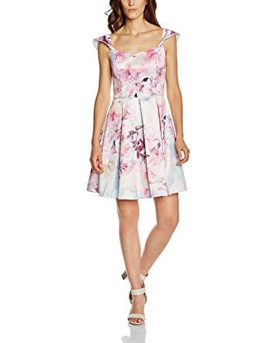 Jane Norman Women's Eden Dress, Multicoloured, 12