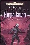 Annihilation. La guerra della Regina Ragno. Forgotten Realms vol. 5 (8834418735) by Philip Athans