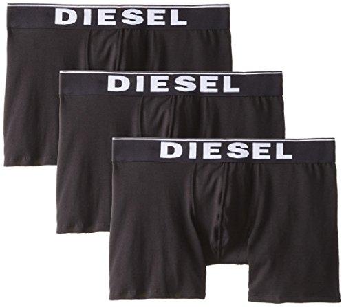 Diesel Sebastian Stretch Boxer 男士弹性平角裤 3条装,多色可选图片